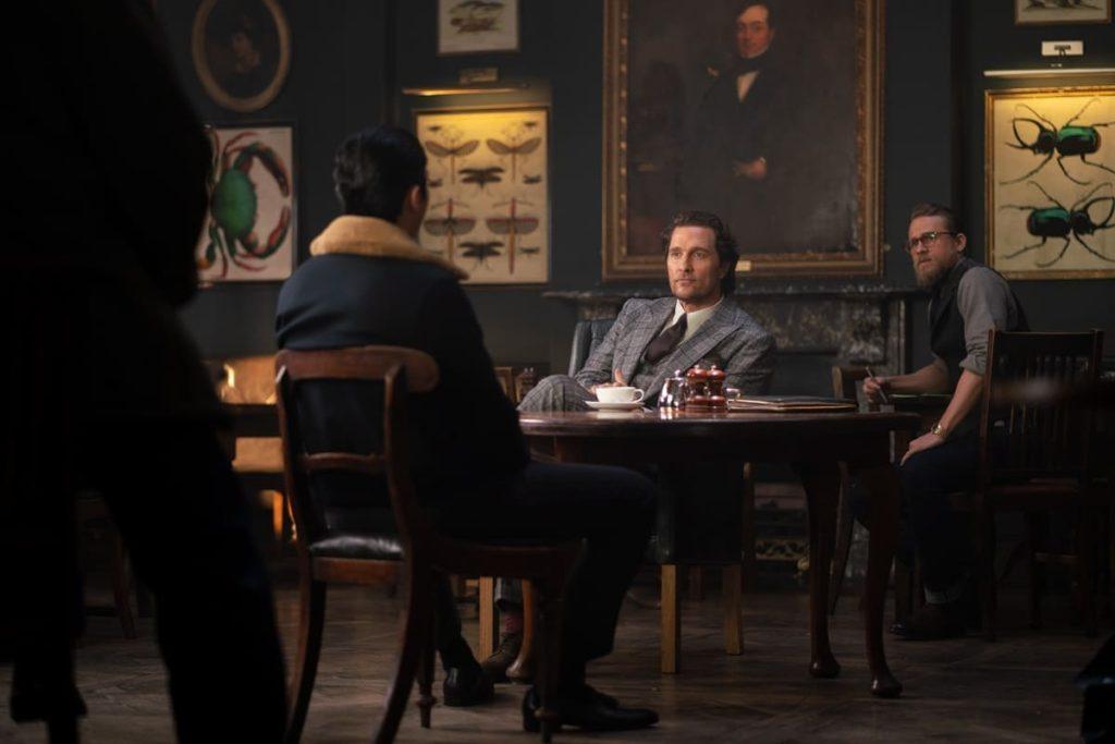 5 причин посмотреть фильм «Джентльмены»