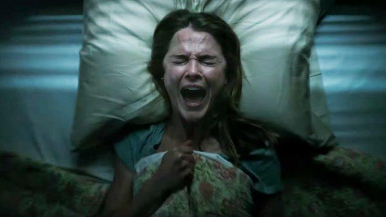 Трейлер фильма ужасов «Оленьи рога»