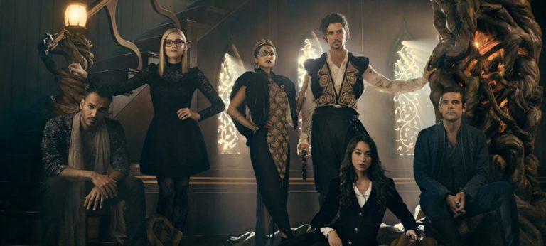 Сериал «Волшебники» как вызов устоявшемуся жанру фэнтези