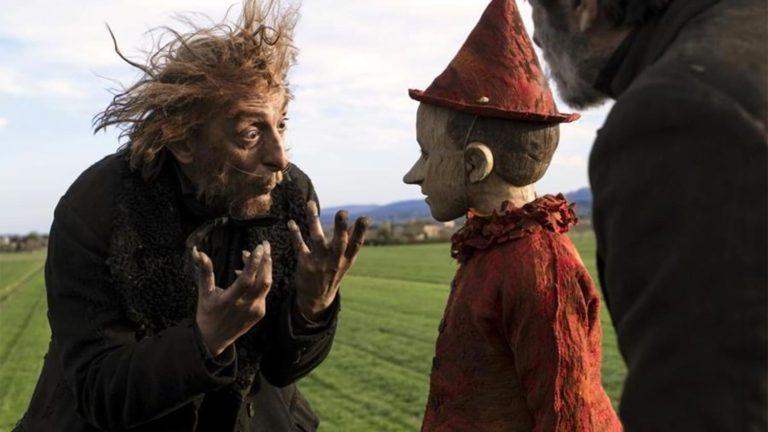 «Пиноккио» Гарроне — старая сказка на новый лад, которая впечатлит гротеском