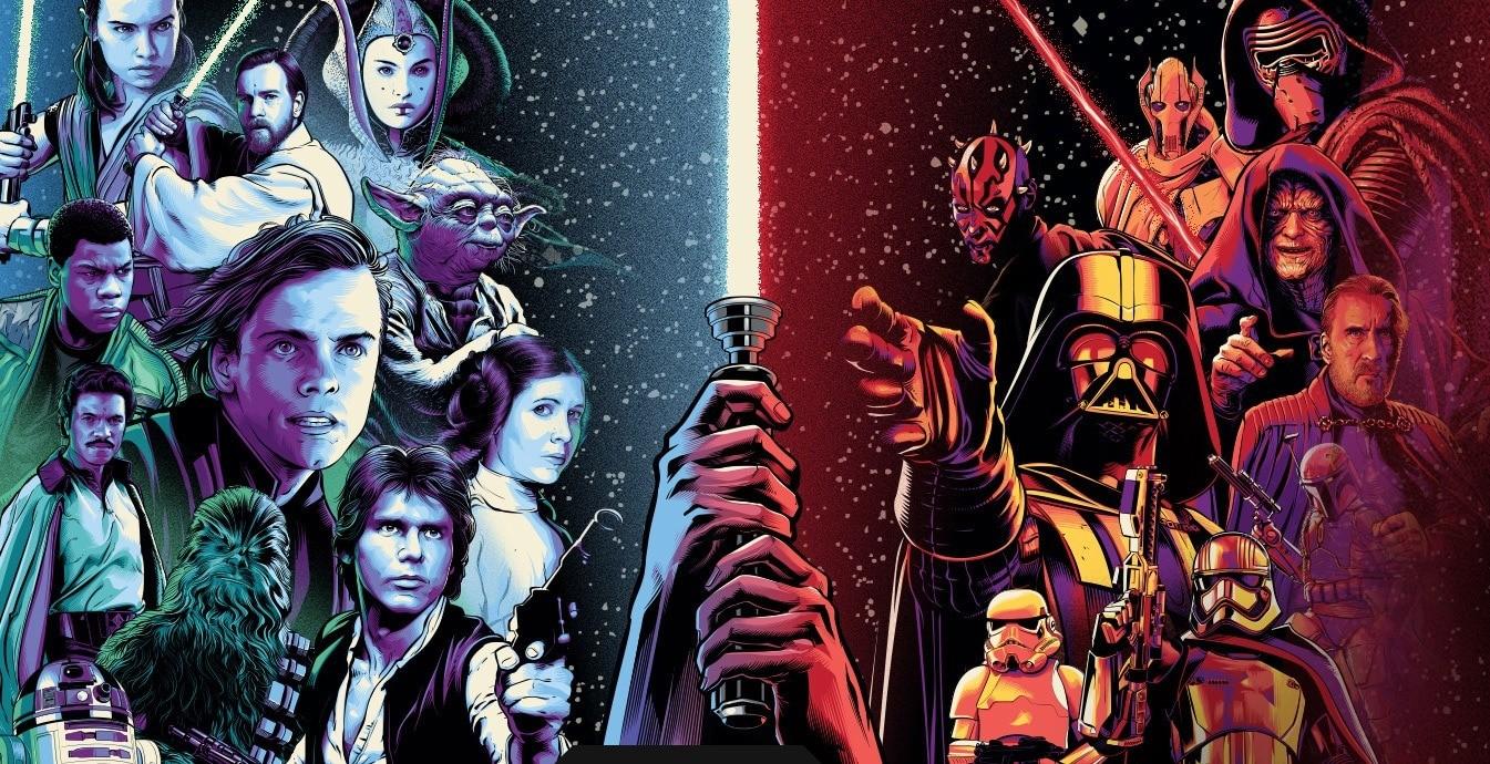 Назови верную часть «Звёздных войн» по одному кадру