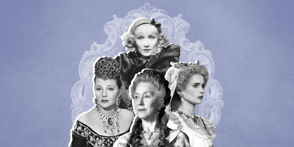9 западных актрис, которые сыграли Екатерину Великую