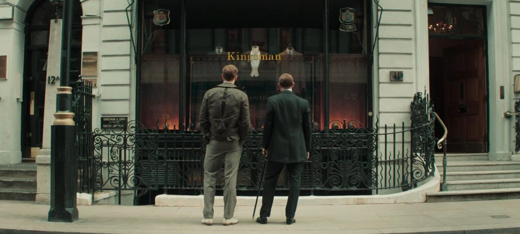 King's man: Начало 2020