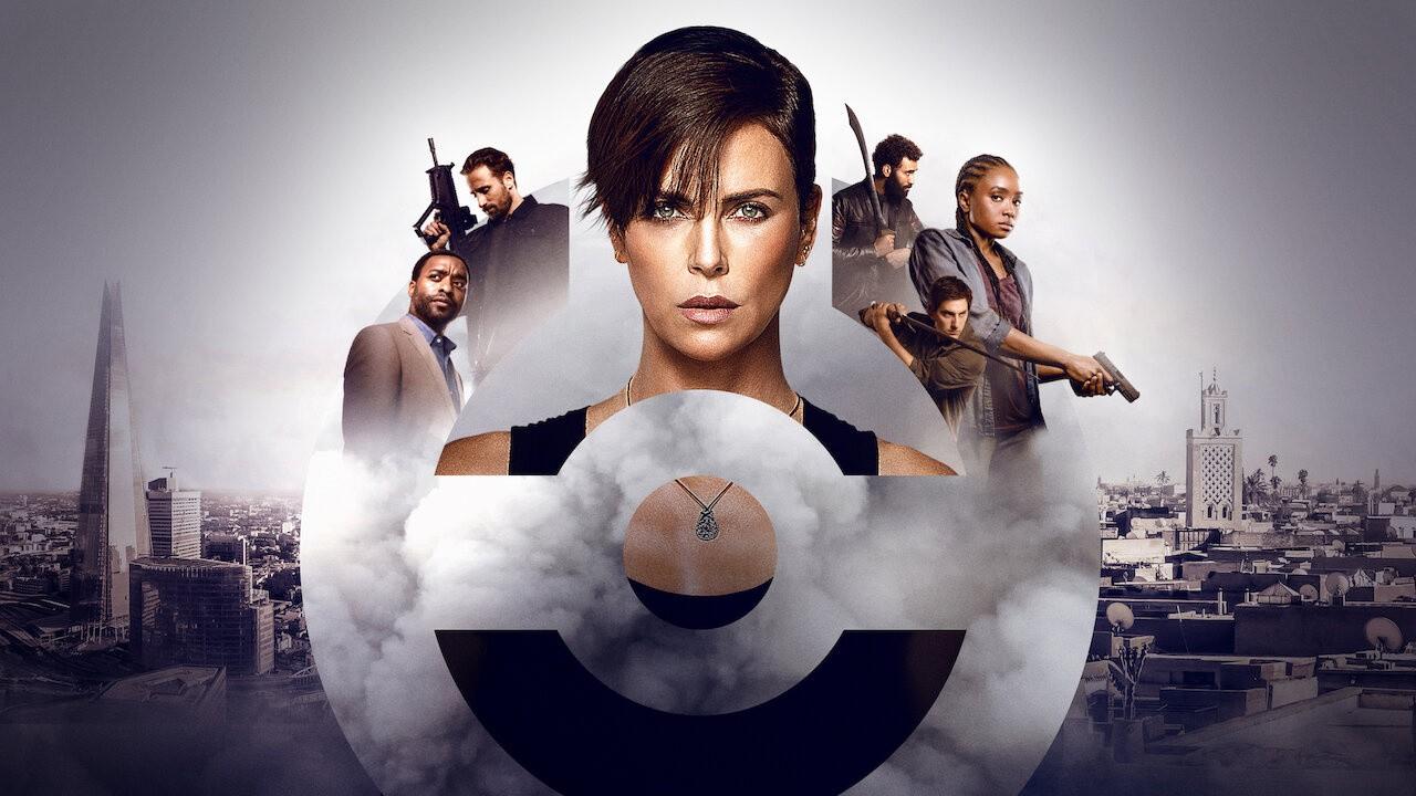 «Бессмертная гвардия» — крепкий старомодный брутальный боевик Netflix