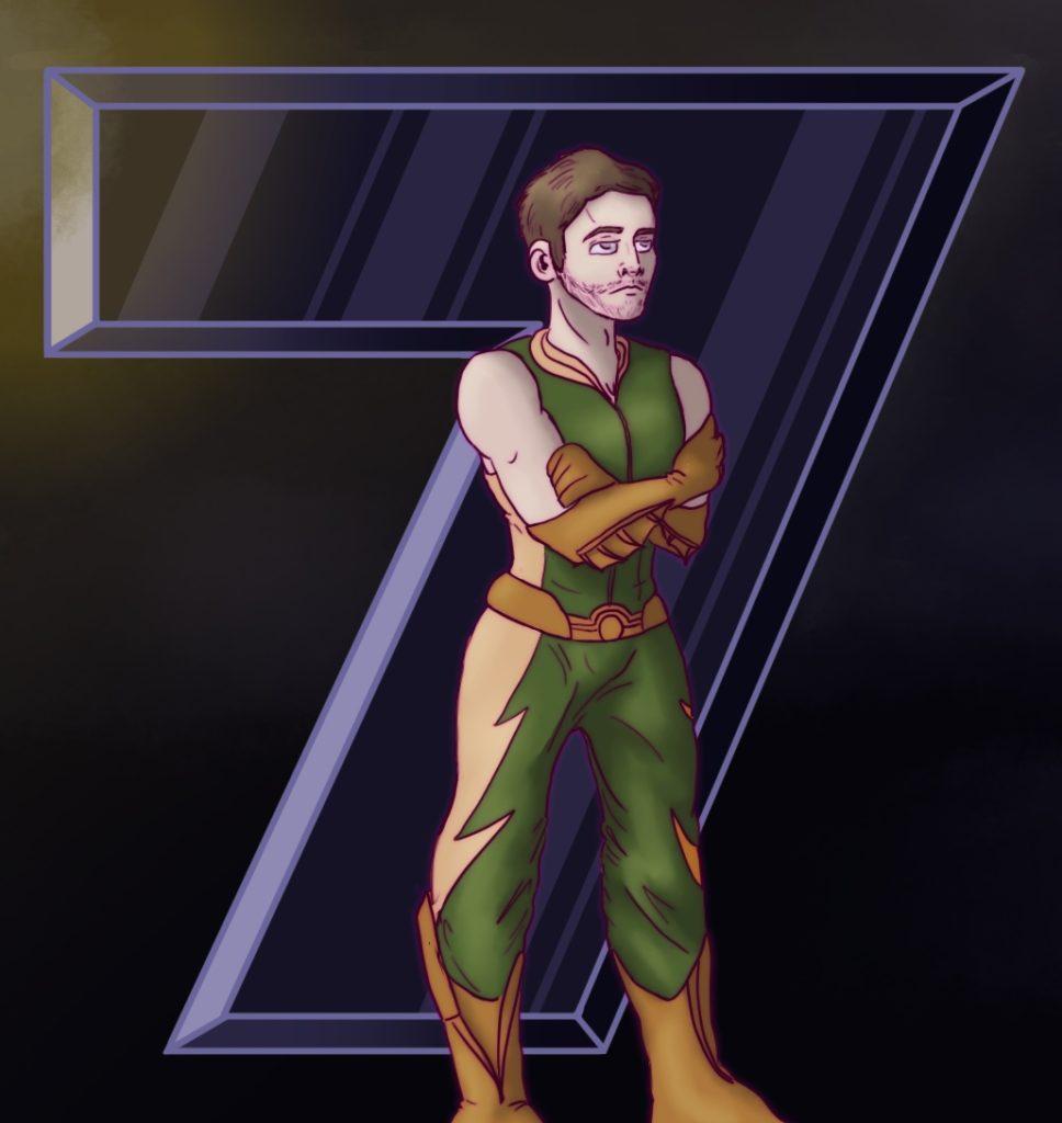 «Семёрка» под микроскопом - личные дела 7 супергероев первого сезона сериала «Пацаны»