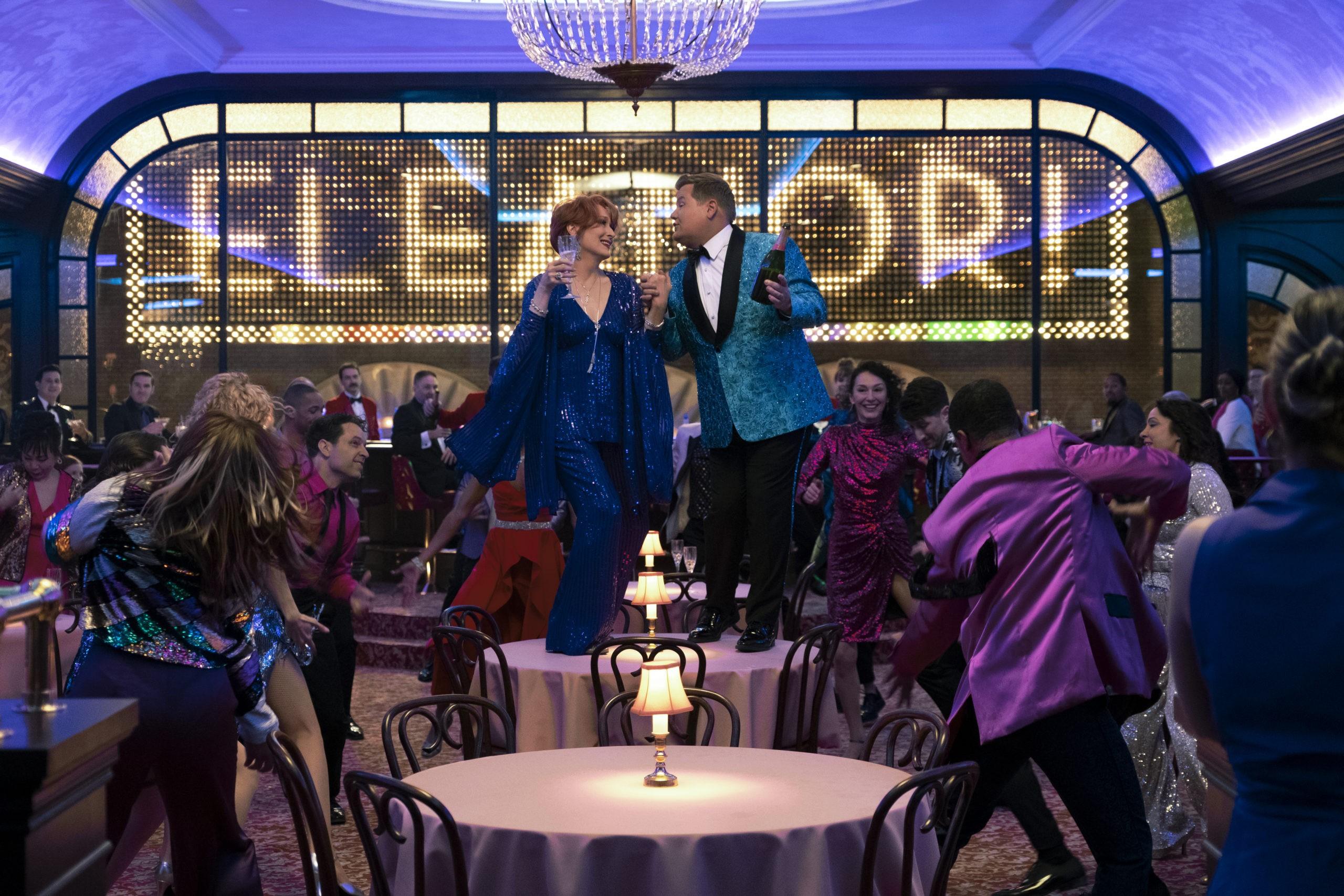 Выпускной, The Prom