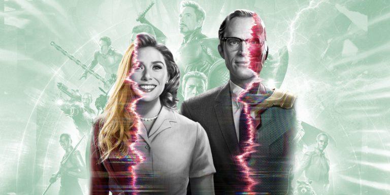 «ВандаВижен»: все пасхалки первых 2 серий шоу Marvel