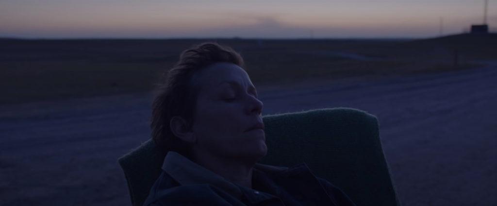 Земля Кочевников NOMADLAND Frances McDormand