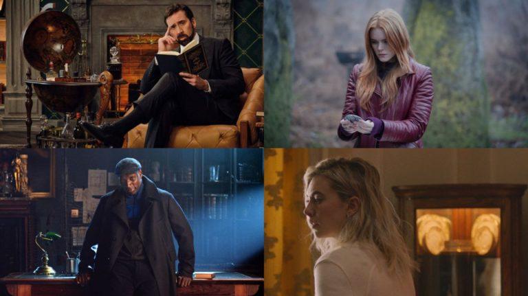 11 новых фильмов и сериалов января на Netflix