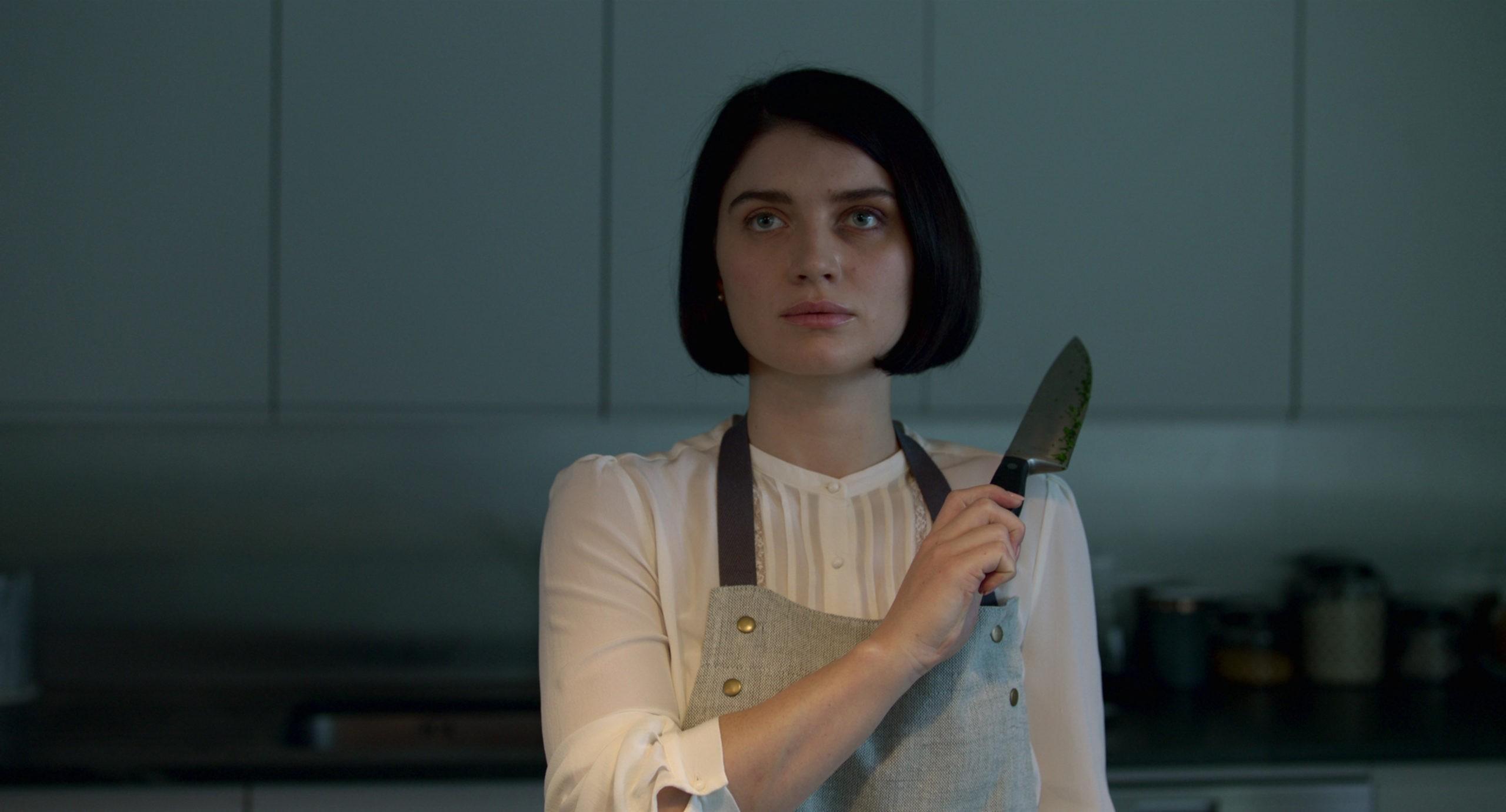 «В её глазах» — сериал для домохозяек с неожиданной концепцией