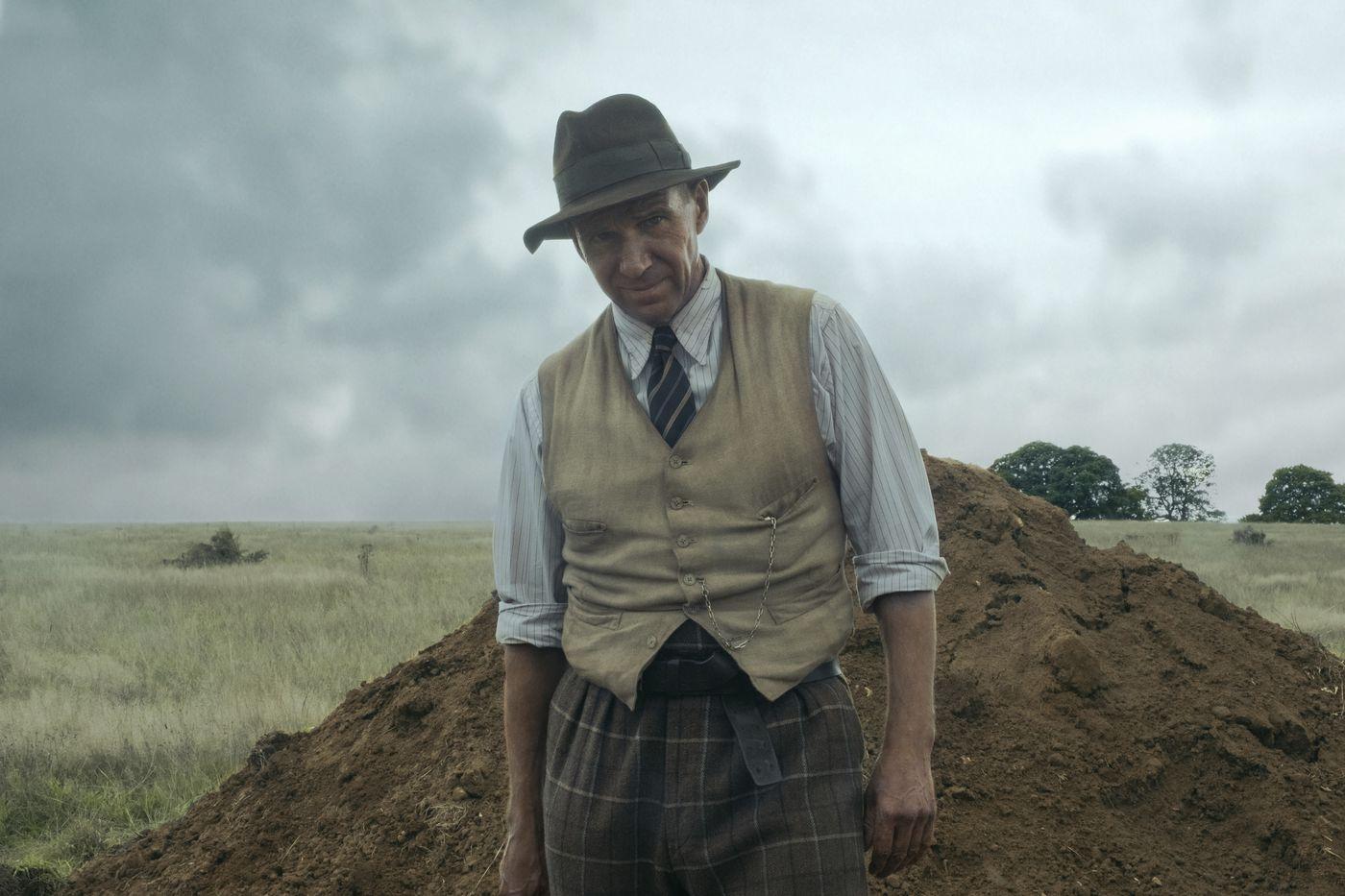 «Раскопки» — скромная английская драма с выдающейся игрой Рэйфа Файнса