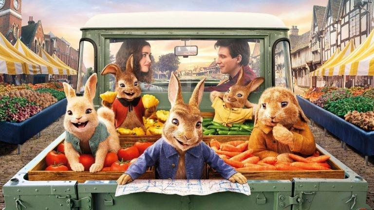 «Кролик Питер 2»: И целого сада мало
