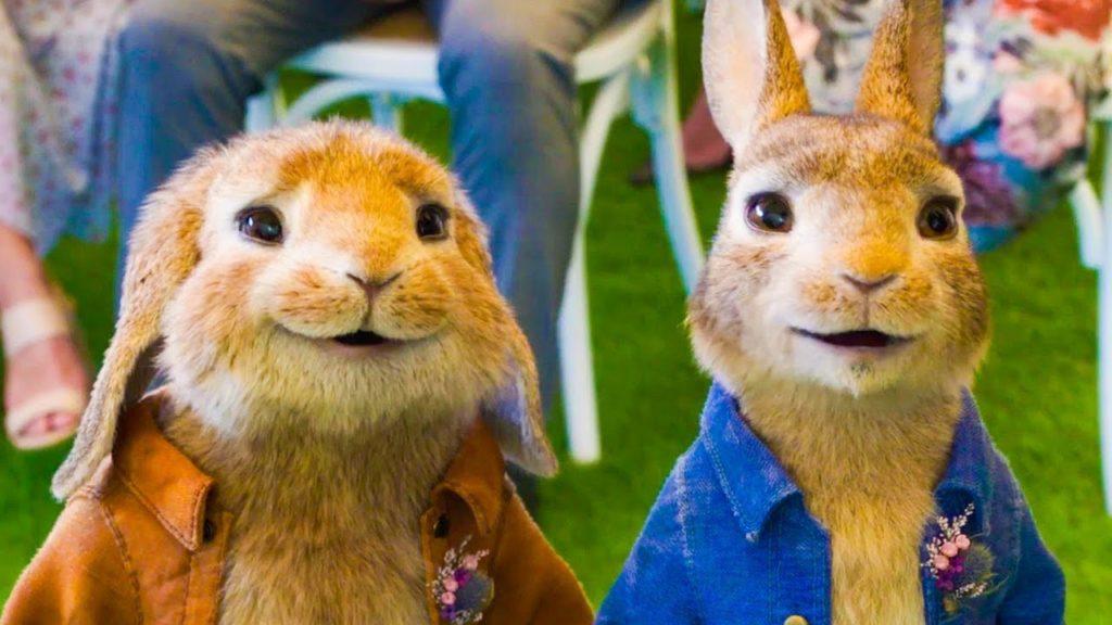 Кролик Питер 2 в кино