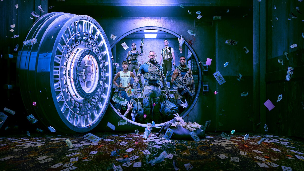 «Армия мертвецов» Зака Снайдера: кровь, кишки, неон