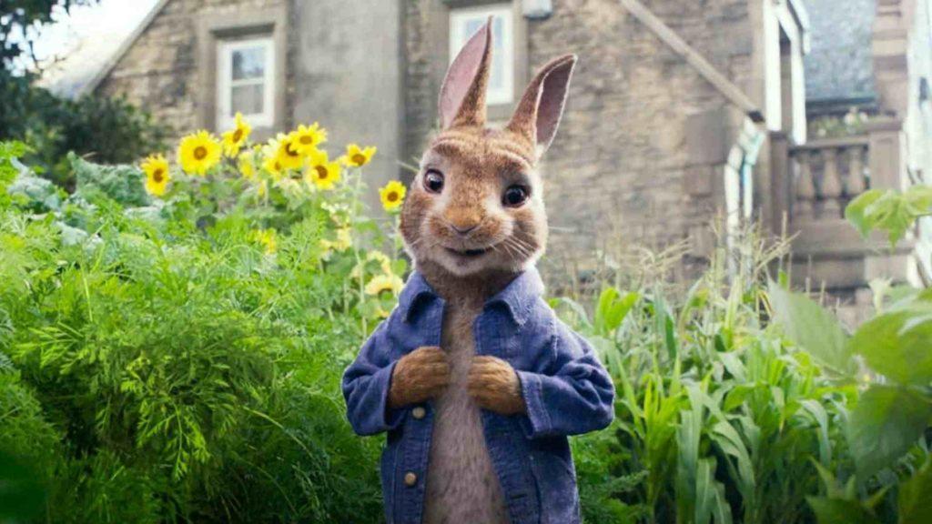 Кролик Питер 2 2021