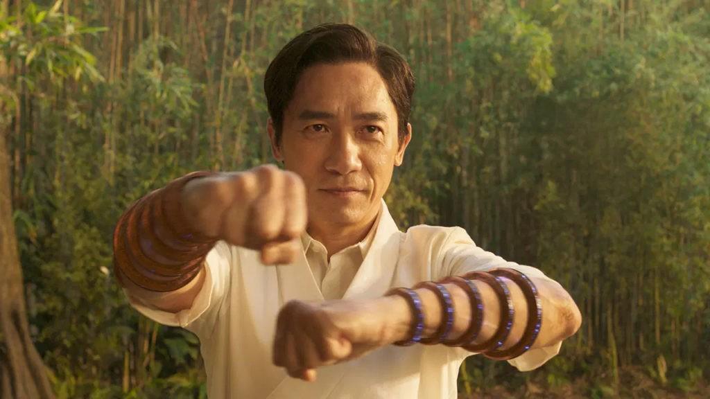 Шан-чи и легенда десяти колец смотреть