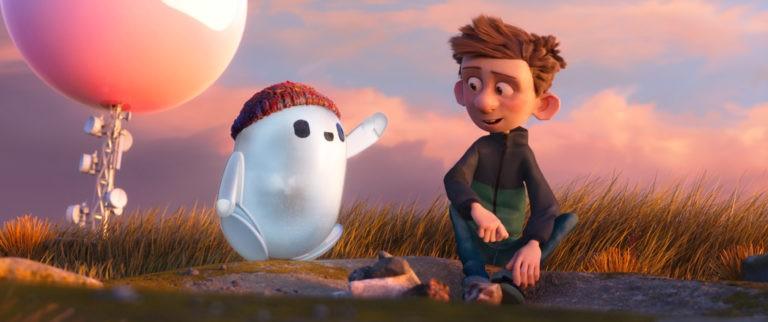 Веселиться офлайн: обзор мультфильма «Неисправимый Рон»