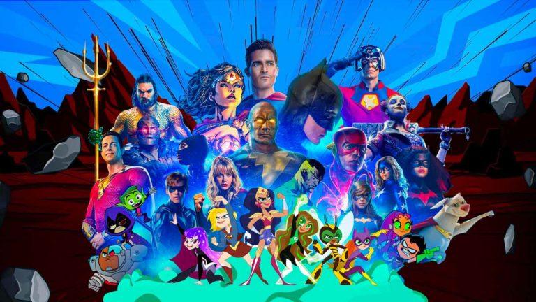 Что интересного показали на DC FanDome 2021: трейлер «Бэтмена», Дуэйн Джонсон в образе Чёрного Адама и подробности новых проектов